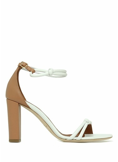 Malone Souliers Sandalet Pudra